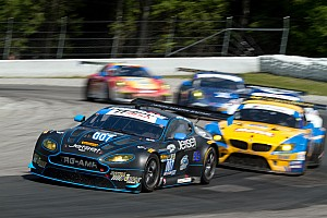 IMSA Race report Al Carter starts and finishes in tenth in Canada
