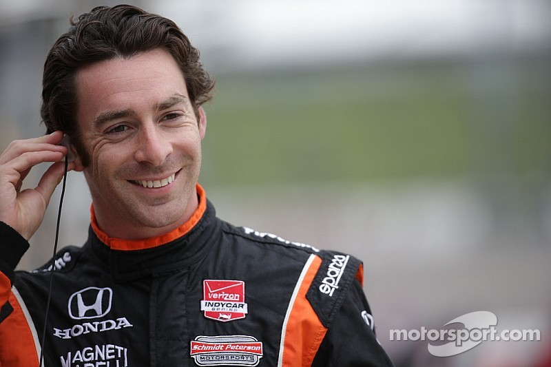 Pagenaud quickest after second Toronto practice