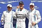 Rosberg leads Williams duo in German GP qualifying