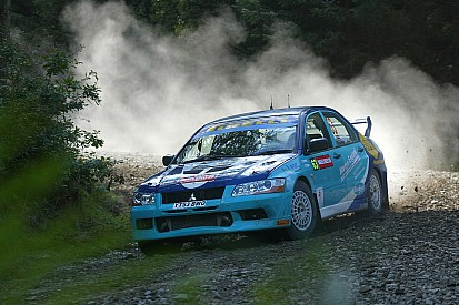 Win at New England makes Higgins and Drew Rally America champs