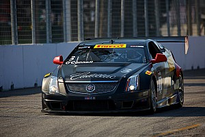 PWC Race report Cadillac Racing's Pilgrim fifth in Toronto