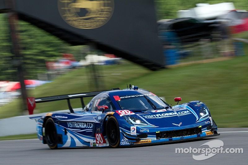 Visit Florida Racing brings big momentum to Indianapolis Motor Speedway