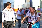 Wolff injured in cycling crash