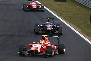GP3 Race report Arden International's Patric Niederhauser victorious in Hungary