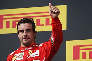 """Formula 1 Race report Hungarian GP – Alonso: """"Like a victory for us!"""""""
