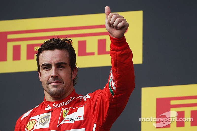 "Hungarian GP – Alonso: ""Like a victory for us!"""