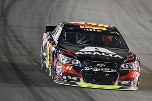NASCAR Cup Race report Jeff Gordon wins record fifth NASCAR Sprint Cup race at Indy