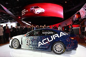 PWC Breaking news New 2015 Acura TLX GT debuts at Pirelli World Challenge race this weekend