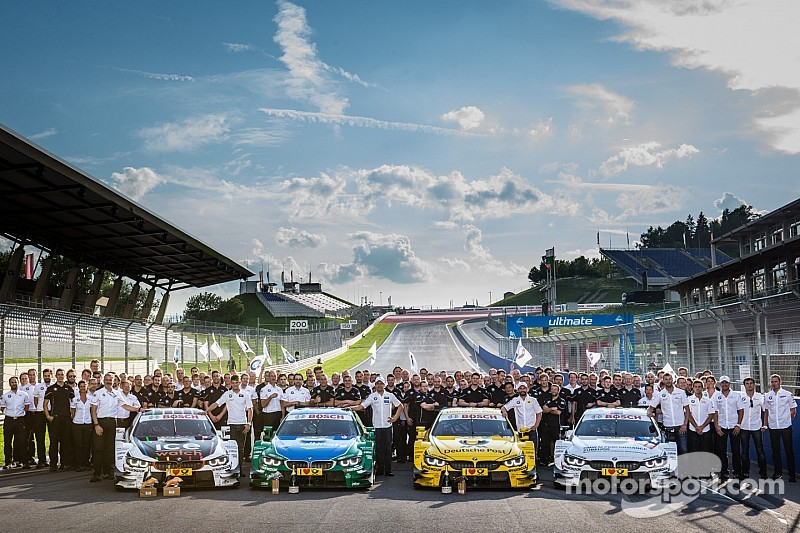 BMW celebrates best result since 1992