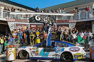 NASCAR Cup Race report Allmendinger races his way into Chase with stunning victory at Watkins Glen