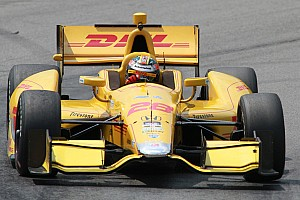 IndyCar Preview Hunter-Reay seeks more magic at The Mile
