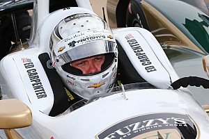 IndyCar Breaking news Ed Carpenter and Sarah Fisher to merge teams in 2015