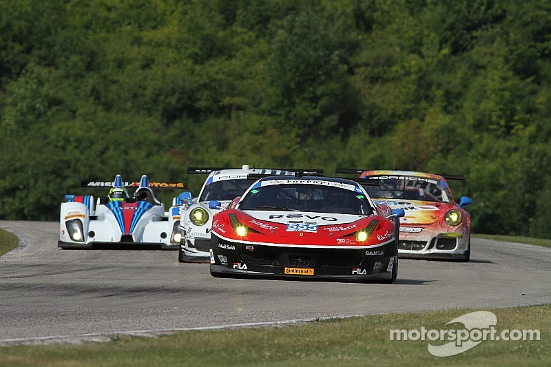 VIR weekend showcases TUDOR Championship GT classes
