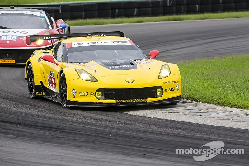 No. 3 Corvette and No. 911 Porsche suffer heavy damage at VIR