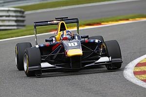 GP3 Race report Lynn holds off Stanaway in Spa Race 2