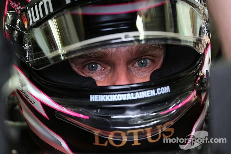 Heikki Kovalainen in DTM?