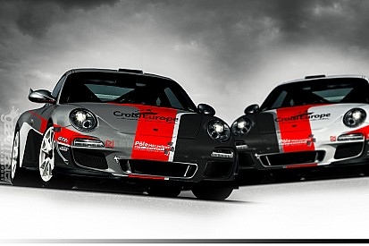 Romain Dumas developing a unique Porsche 911 GT3 car