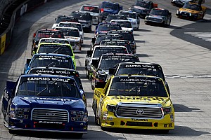 NASCAR Truck Breaking news Three truck teams penalized for failing post-race inspection at Bristol