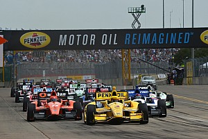 IndyCar Breaking news INDYCAR confirms Grand Prix of Houston not returning in 2015