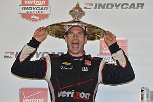 IndyCar Race report IndyCar finale: Kanaan wins the battle, but Power wins the war
