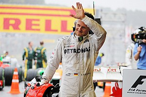 Formula 1 Rumor Schumacher could return home by Christmas