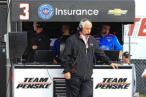 IndyCar Interview Penske aiming to bring two titles back to Detroit