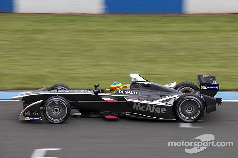 Conway not to compete in Formula E Championship