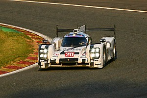 WEC Testing report Porsche 919 Hybrid concludes successful summer testing