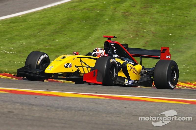 Nato wins, Merhi closes in on Sainz