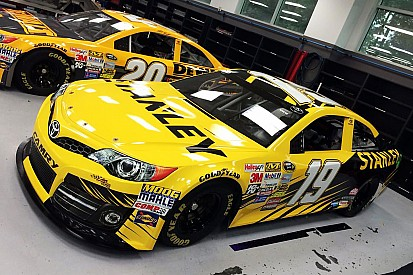 It's official: Stanley and DeWalt sign on with Joe Gibbs Racing