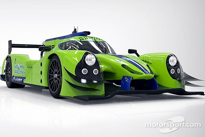 Krohn Racing Confirms Ligier Js P2 Effort For 2015