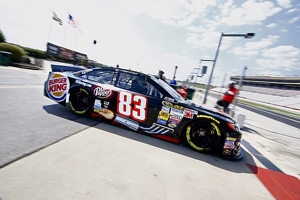 Late changes to New Hampshire entry list leave Ryan Truex out of a ride