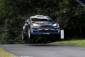 WRC Preview M-Sport after silver in Alsace