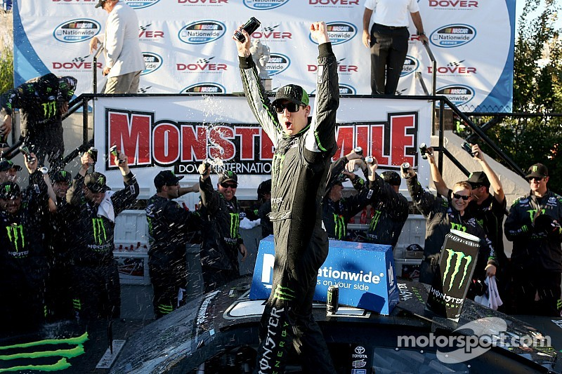 The 'Kyle Busch Show' comes to Dover
