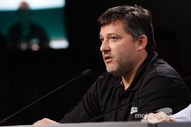 "Tony Stewart press conference: ""It's been hard for me to function"""