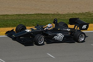 Indy Lights Analysis  2015 Indy Lights silly season update