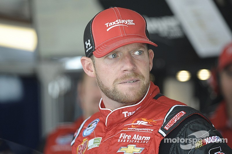 Regan Smith takes a hit in qualifying - and in the points race