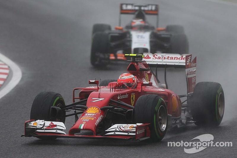 Ferrari:  A sad Sunday in Suzuka
