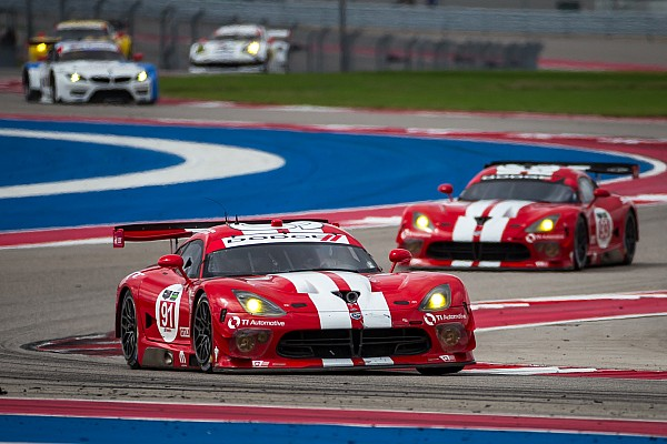 We could see the writing on the wall: SRT Viper factory effort pulls out of TUSC