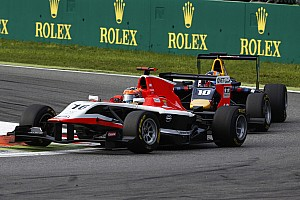 GP3 Preview A big weekend is upon GP3 Series at Sochi Autodrom