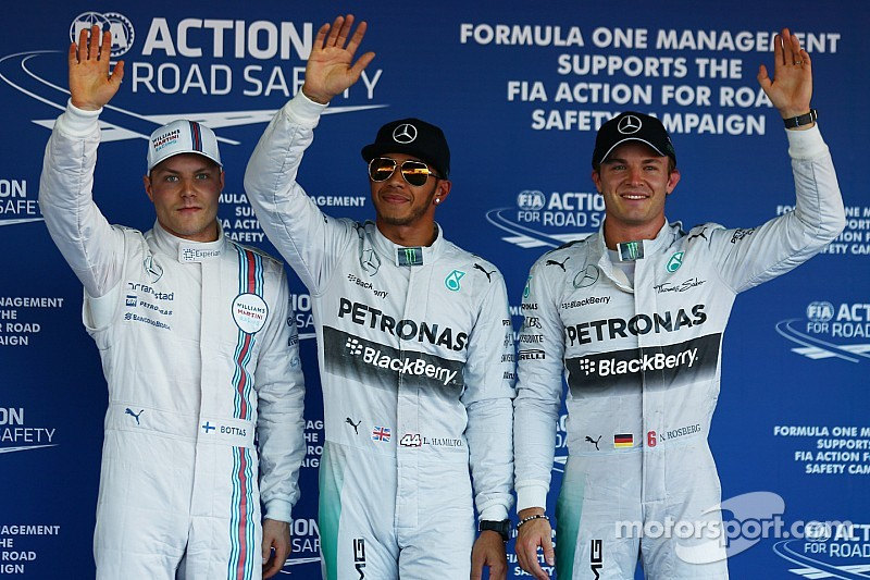 Hamilton in pole position for first Russian GP