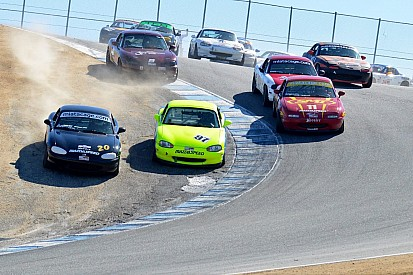 Top six finishing Miatas at SCCA Runoffs found to be illegal, seventh place awarded title