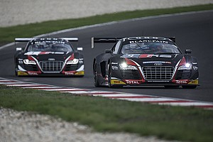 Blancpain Sprint Preview Home race at Zolder will be moment of truth for the  Belgian Audi Club Team WRT