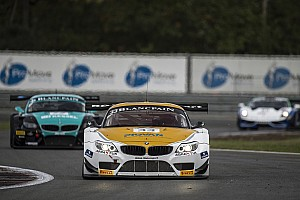 Blancpain Sprint Qualifying report Alessandro Zanardi pleased with his qualifying race at Zolder