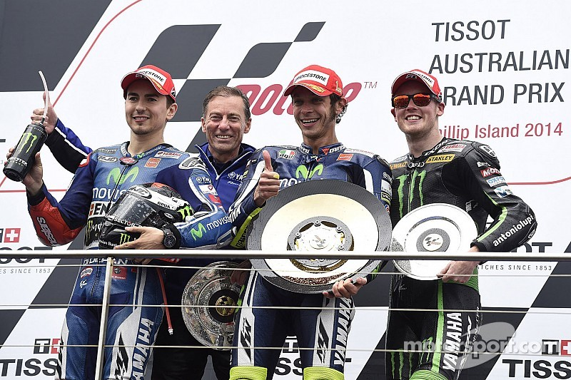 The Doctor marks 250th Grand Prix in MotoGP with perfect Phillip Island performance