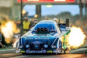 NHRA Analysis NHRA title fight is down to a two-race showdown