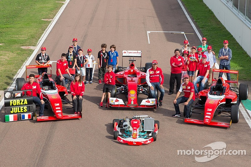 Pietro Fittipaldi and others invited to Ferrari Driver Academy