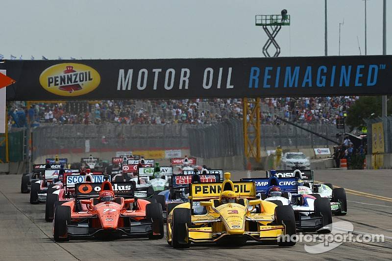 2015 IndyCar schedule released