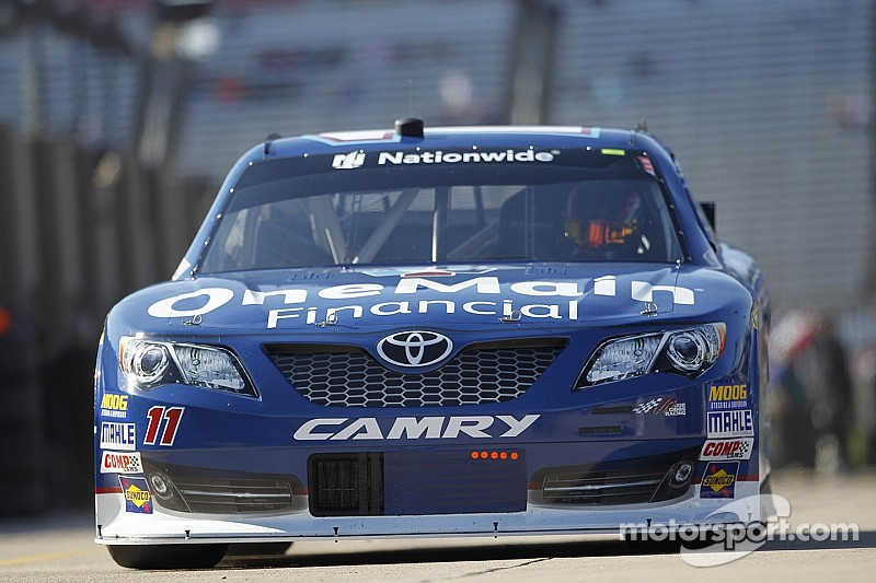 Sadler feels ill, makes an early exit at Texas