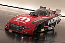 MOPAR shows new Dodge Charger Funny Car at SEMA
